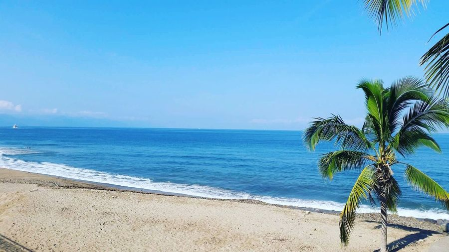 Paradise Beach Beach Paradise Ocean oceanview Water Outdoors Myview Nofilter Beauty In Nature Nature Puertovallarta Mexico The Great Outdoors - 2017 EyeEm Awards Travel Photography Travelphotography