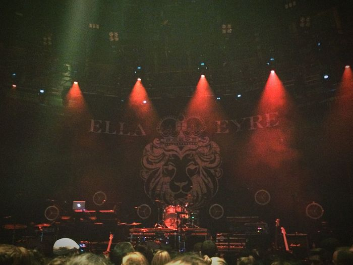 Ella Eyre Concert London Roundhouse Beautiful Love Ella