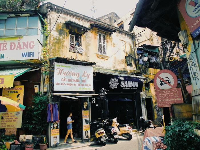 "Hanoi in me... "" Hanoi Vietnam  Phố Cổ Vscox Samsungnote8"