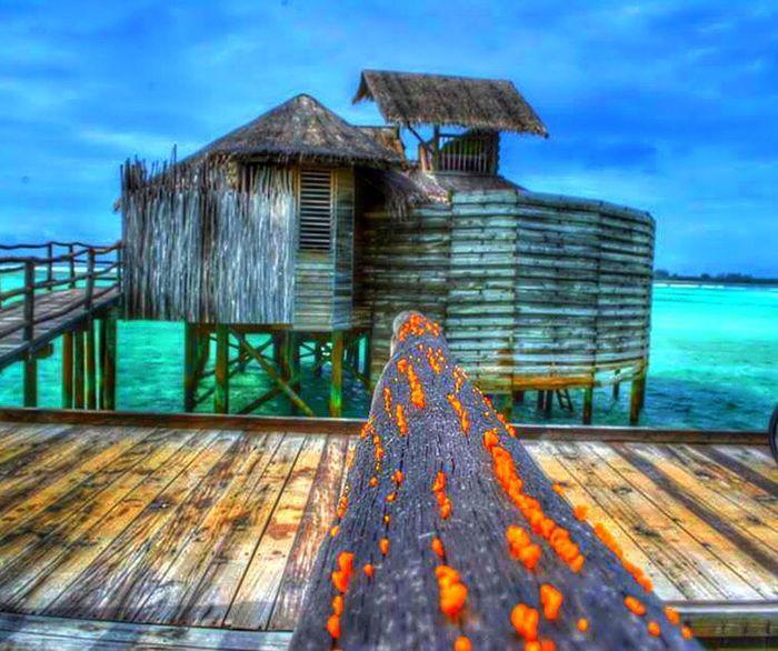 Holiday♡ Resort Maldives Water Villa