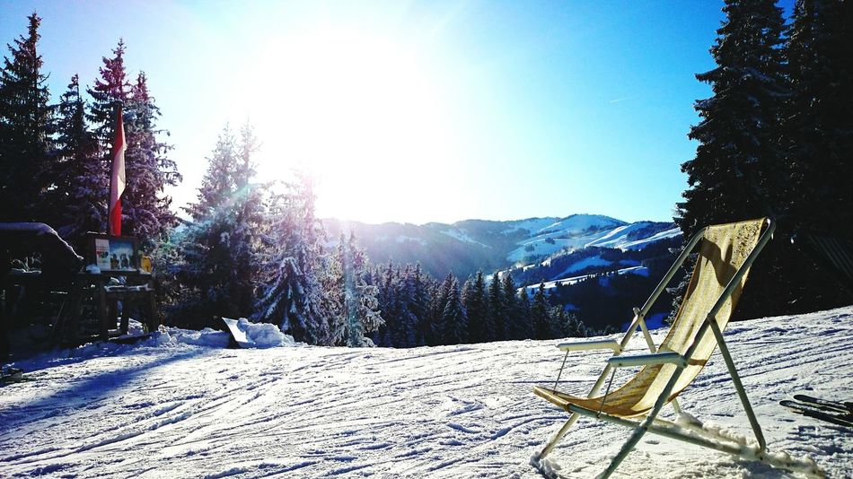 Skiing Ellmau Alps Austria Apres Ski Relaxing Chillin in the Sun My Favorite Photo Shotoftheday EyeEmBestPics EyeEm Nature Lover Winter
