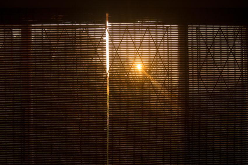 sun shining through blinds Backgrounds Blinds Close-up Curtain Full Frame Illuminated Indoors  Jalousie Jalousie Window Pattern Sun Through Blinds Sunrise Textured