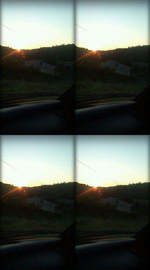 On The Road Au Revoir Soleil Eye Em Nature Lover Eye Em Landscape-Collection
