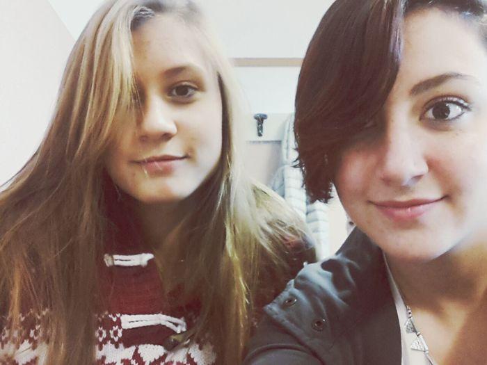 love u Blondeandbrunette Love ♥ Alwaystogether At School