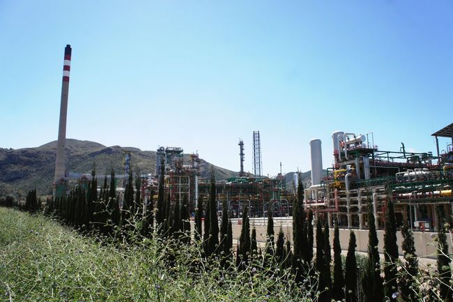 Industrial Photography Industrial Landscapes Industrial Composition No People Outdoors Science Fiction SPAIN