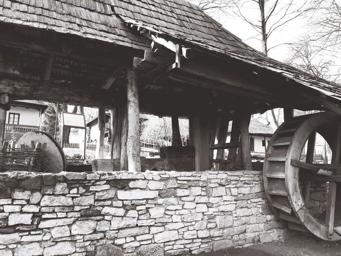 Rumania Vintage Beautifil Landscapes Vintage #Village