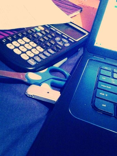 Homework Life >_<