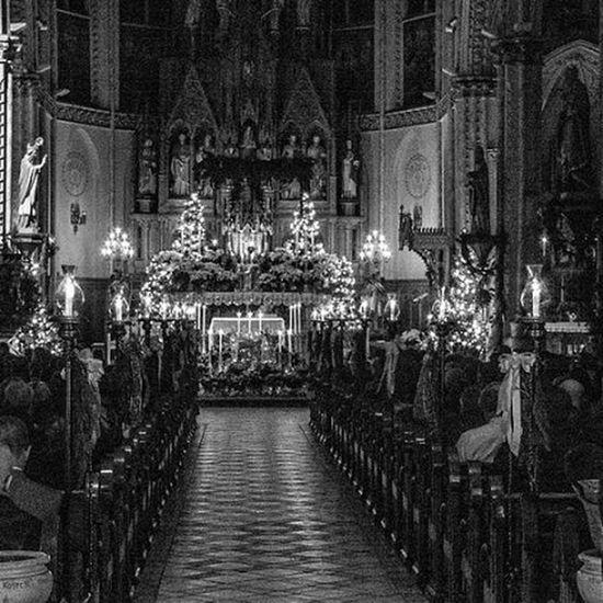 Midnightmass Christmas SamsungEX2F SamsungEX2FCamera Church Romancatholic RomanCatholicChurch Mass PolishParish NoCameraFlash December DECEMBER2015 Winter20152016