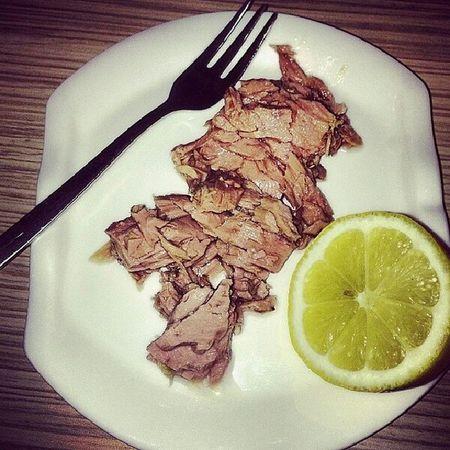 Food Tön Lemon Hungry morning