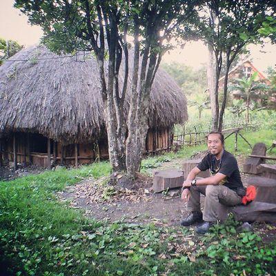 HONAI AND ME Oyikk Hepuba Wamena Trip indonesia kampunghalaman