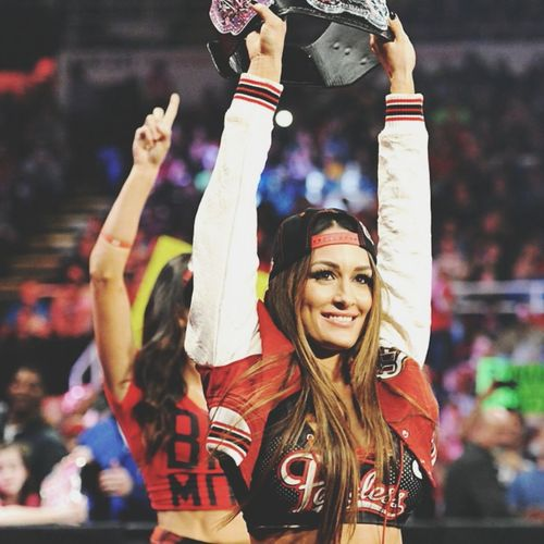 your divas champion!