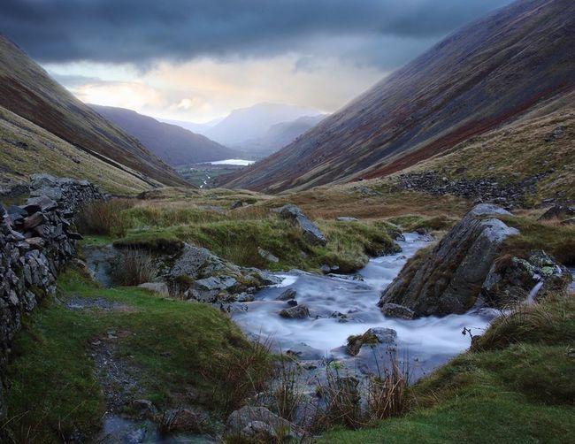 Kirkstone pass, Lake District, UK Mountain Landscape River First Eyeem Photo