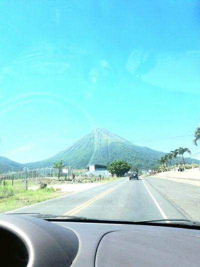 Volcan Arenal SanCarlos CR