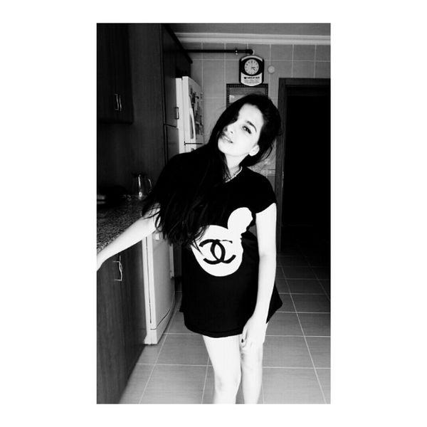 Mickey Mouse Black & White JustFun Hair