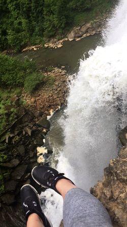 EyeEmNewHere EyeEm Nature Lover Waterfall Downwards Tennessee Burgessfalls Nature EyeEm Selects