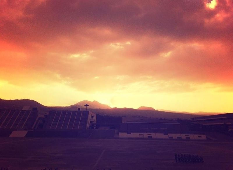 Cloudporn Sunset