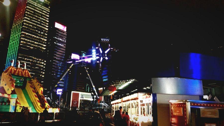 Taking Photos Work HongKong Carnival