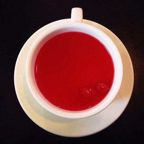 Morning Rituals Cherry Tea Red Black