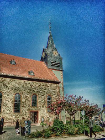 Eisenbach Obernburg Churches Kirche