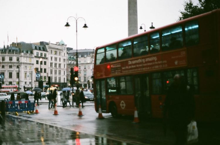 Nov. london Travel Trip Taveling England London Picadillycircus Double Decker Bus Street Streetphotography Minoltax300 Minolta Filmcamera 35mm Film Film Photography Film