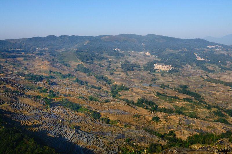 The Great Outdoors - 2015 EyeEm Awards Step Farming Inchina