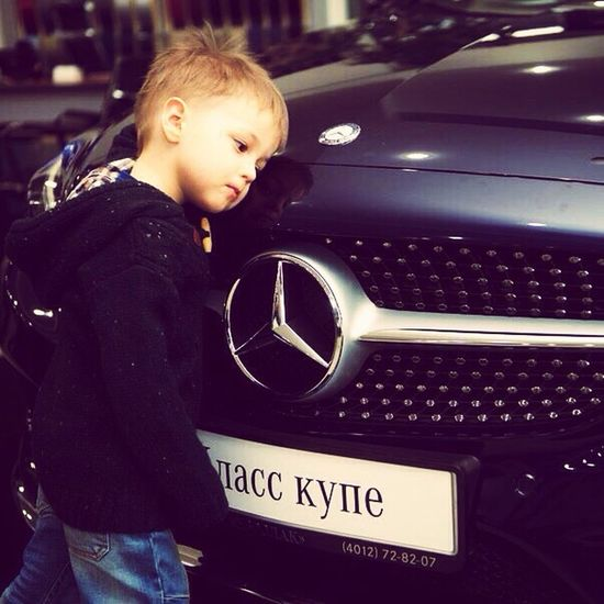 Things I Like Mercedes-Benz