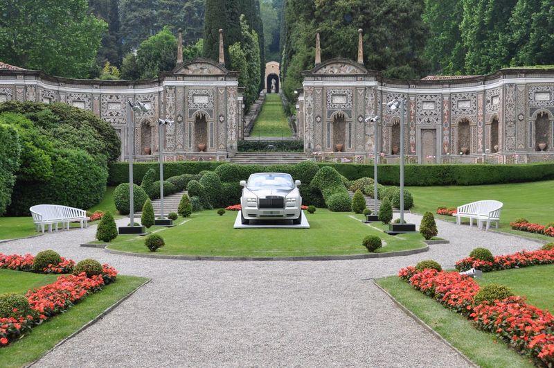 Concorso D'Eleganza Villa D'Este Competition Of Elegance Of Villa D'Este Villa D'Este Como Italy