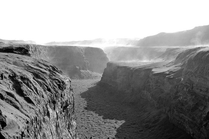 Life on Mars Nature Blackandwhite Landscape Holiday