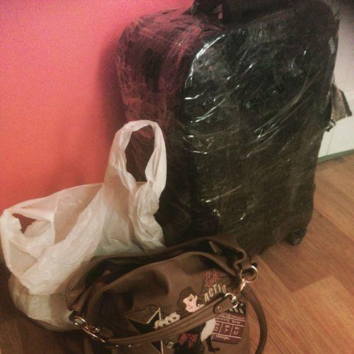 Три мучительных дня дороги впереди.. готово собралась чемодан Еда сумкаскоронапоезддомойhome