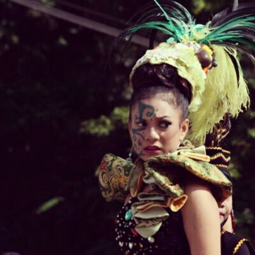 Nature girl Instagram Instadialy Instasia Instagram indonesia model girl nature parade fashion photooftheday