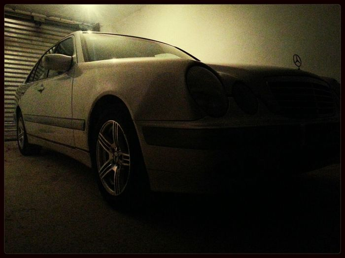 my new AMG