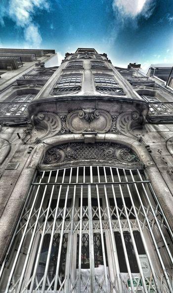 Ourense Edificios Y Fachadas 1913 Galicia