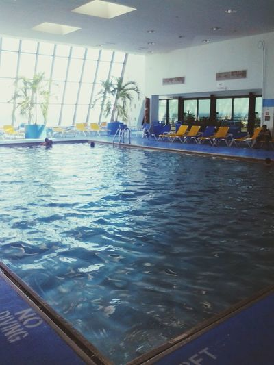 indoor pool Trumpplaza