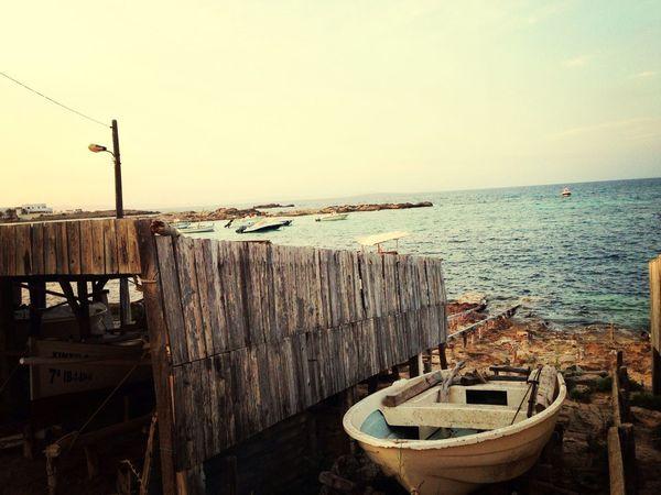 Sea Holiday Formentera Relaxing