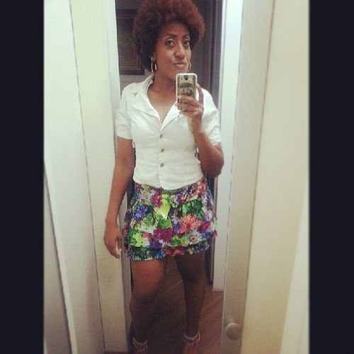 BlackWoman Style Amazinggirl Curlyhair rolê bodyperfect beautiful linda instafashion instabrasil instagirlswag swaggirl