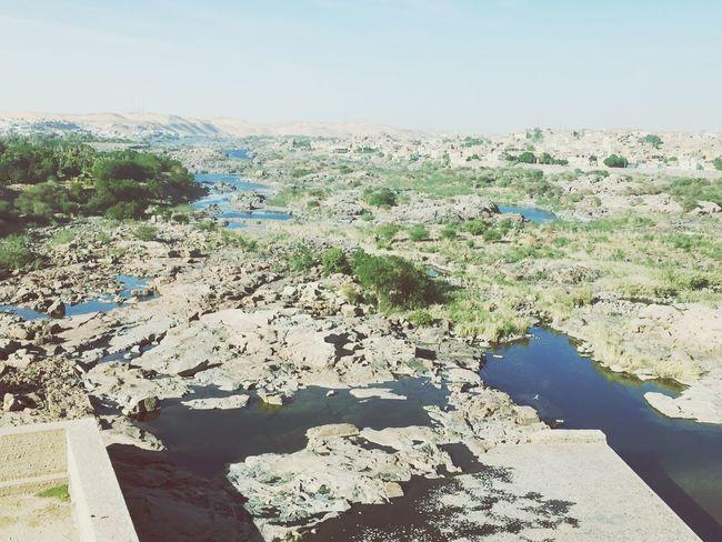 Aswan, Egypt River #landscape #photography #nature Bestshot