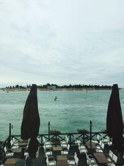 Venice #Italy Mycity Clouds And Sky
