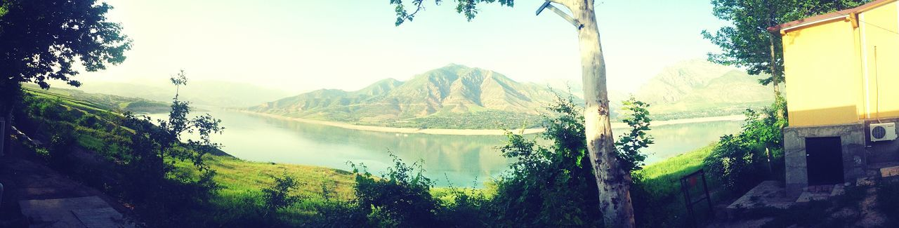 Mountain Nature Lake Water Trees Green Island My Country In A Photo The Adventure Handbook