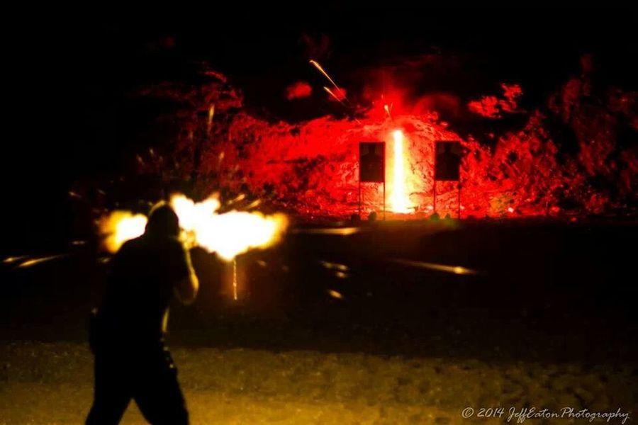 Taking Photos Check This Out Gun Range Dragon tracers
