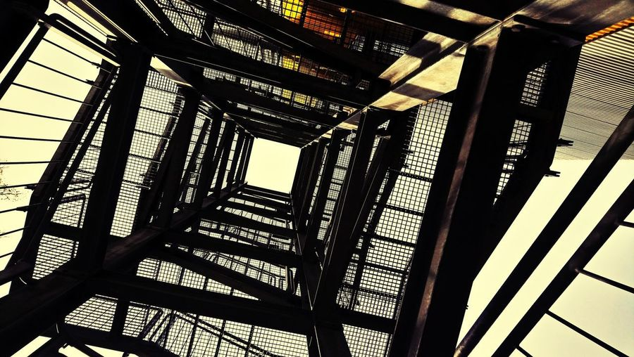 Low Angle View Architecture Built Structure No People Day Steps Stages Stage Stairs Stairway Staircase Eyem Best Shot - Architecture EyeNewHere Building Exterior Eyem Gallery Urban Art Urban Architecture