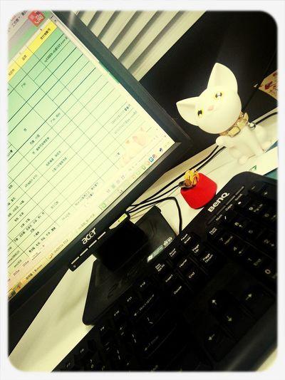 My job, my day!O_o