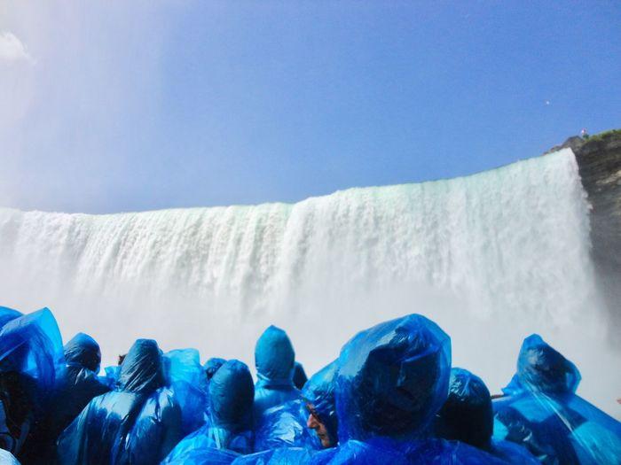 Niagara Falls 💦💦💦🛥🤣💦💦💦 Niagara Ontario Canada Waterfall Basin Niagara River Cruise Ship Spectacular Waterfall_collection Low Angle View Wet Trying To Be Creative Water Splash Breathtaking Horseshoe Falls Canadian Falls Canadiannature Raincoat Excited Wet Wet Wet EyeEm Best Shots ナイアガラの滝 カナダ 滝