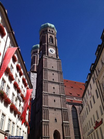 München ist immerwieder eine Reisen wert