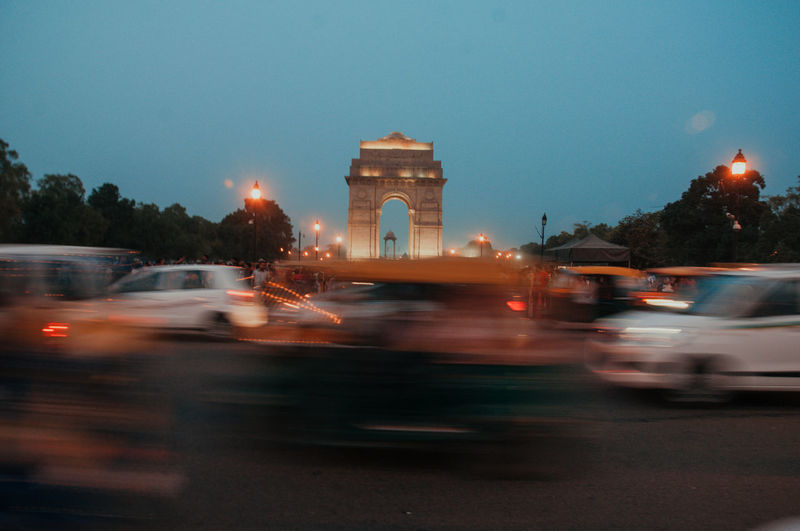 India Gate Delhi EyeEm Best Shots EyeEmNewHere India India Gate Travel Photography Delhi Gate Indiapictures Night Panning Street Travel Destinations