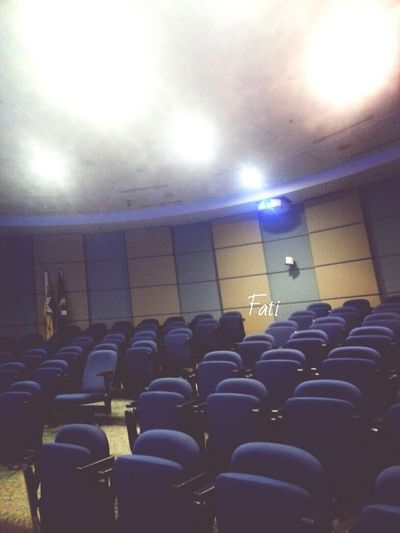 Lecture Hall Photography By Me