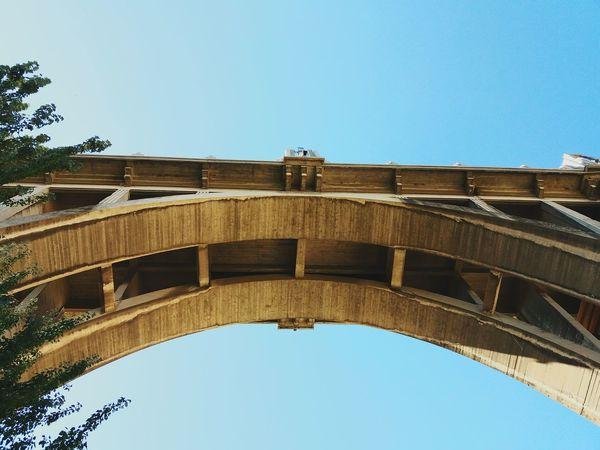 Alcoy SPAIN Alcoy,alicante Puente Architecture Clear Sky City Outdoors Sky Blue Pont Bridge