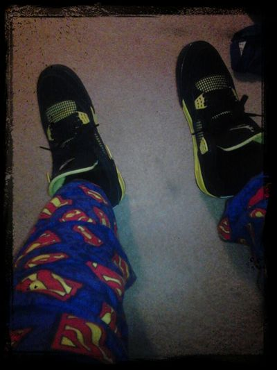 Pajama Pants N 4's