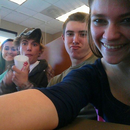 lunch date (: