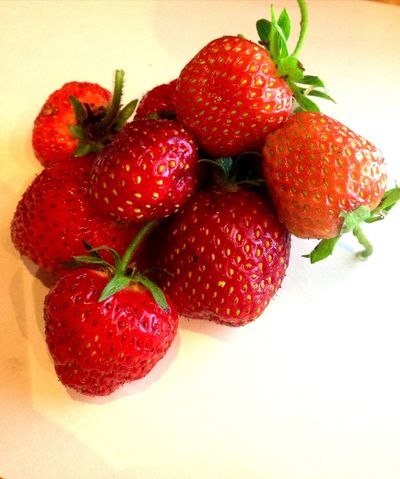 Strawberry Food And Drink Red Fruit Healthy Eating Freshness Berry Strawberries