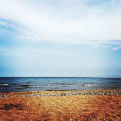 4 Sea Horizon Over Water Beach Sky Scenics Nature Tranquility No People Day